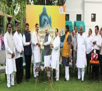 Udayanraje Bhosale, NCP Lok Sabha MP, Joins BJP In Presence Of Amit Shah