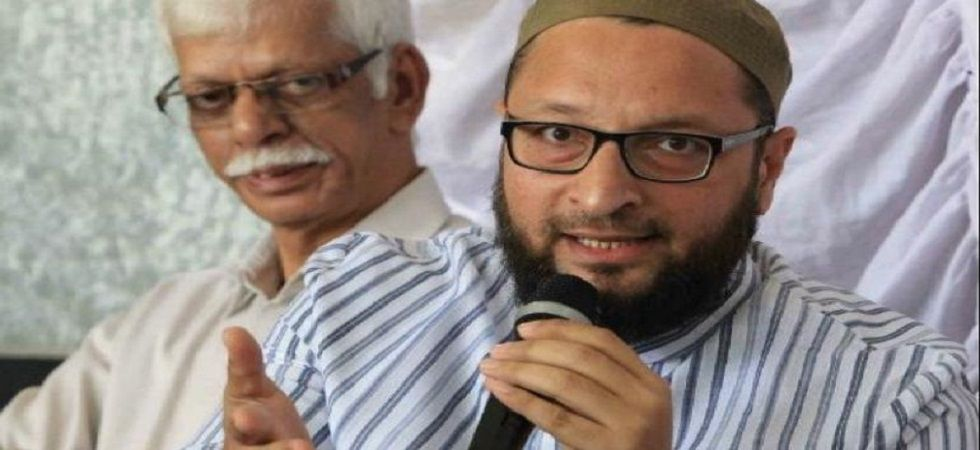 AIMIM leader Asaduddin Owaisi said that Hindi is not the mother tongue of every Indian. (Photo Credit: PTI)