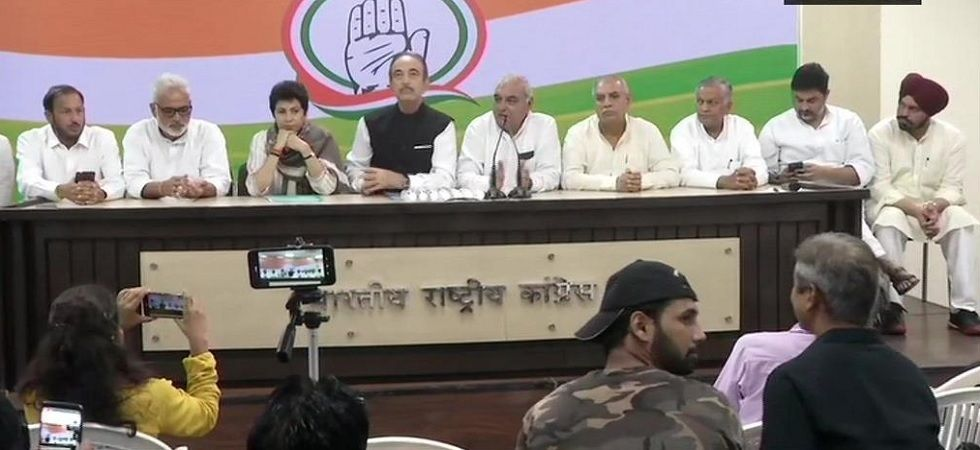 INLD's former vice-president Ashok Arora, other leaders join Congress