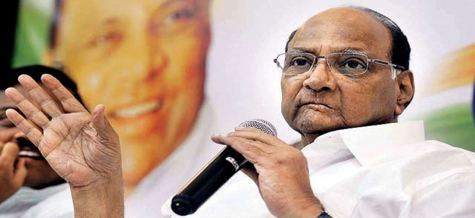 Sharad Pawar is setting out on a state-wide tour beginning September 17 to reach out to people (Photo: File)