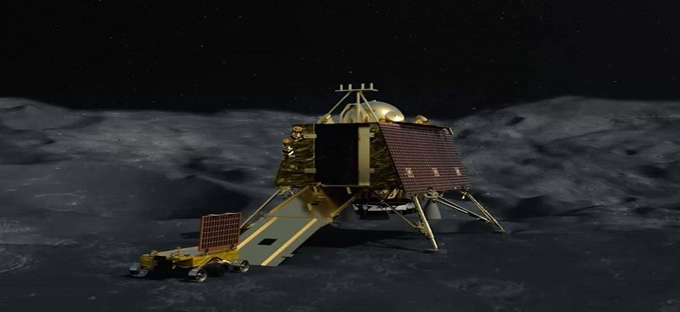 ISRO chairman K Sivan has already said the space agency located the Vikram lander on the lunar surface. (ISRO)