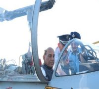Rajnath Singh To Be First Defence Minister To Fly In Tejas Fighter Jet On Thursday