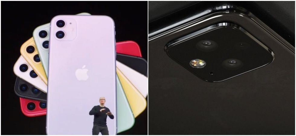 Apple is likely to face competition from Google's Pixel 4 which is set to be launched next month