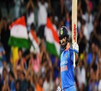 Virat Kohli Blasts Record Fifty, India Crush South Africa in Mohali
