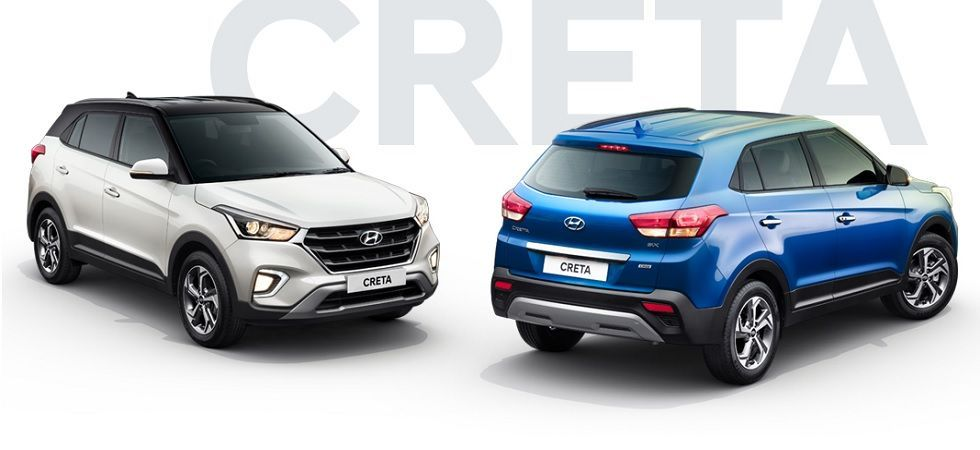 Hyundai Creta among others to get discounts (Photo Credit: Hyundai website)
