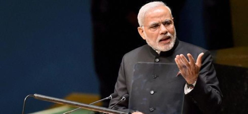 PM Modi Takes Potshots At Pawar Over Pakistan Remarks, Lauds Fadnavis For Providing Stable Govt In Maharashtra (file photo)