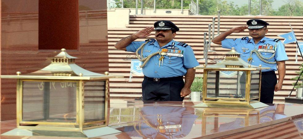 Air Marshal RKS Bhadauria. (IAF website)