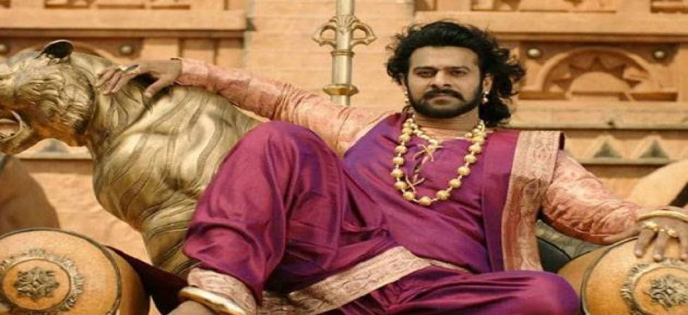 Prabhas in a still from Baahubali: The Conclusion (Pic Courtesy: YouTube)