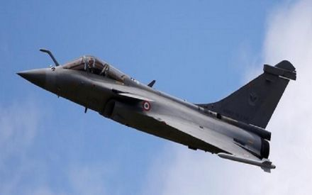 India Received First Rafale Combat Aircraft From Dassault Aviation On Thursday: IAF