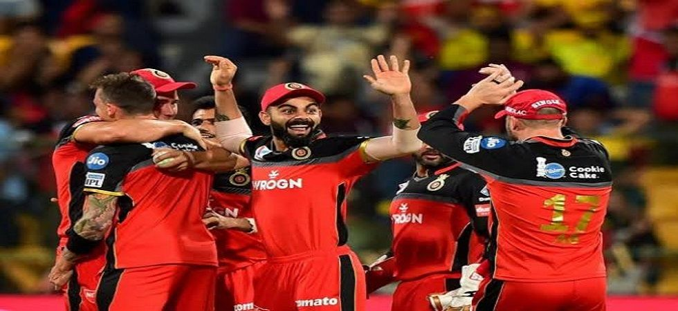 Royal Challengers Bangalore and Kolkata Knight Riders have registered a sharp decline in their brand value in 2019 due to the sluggish growth. (Image credit: Twitter)