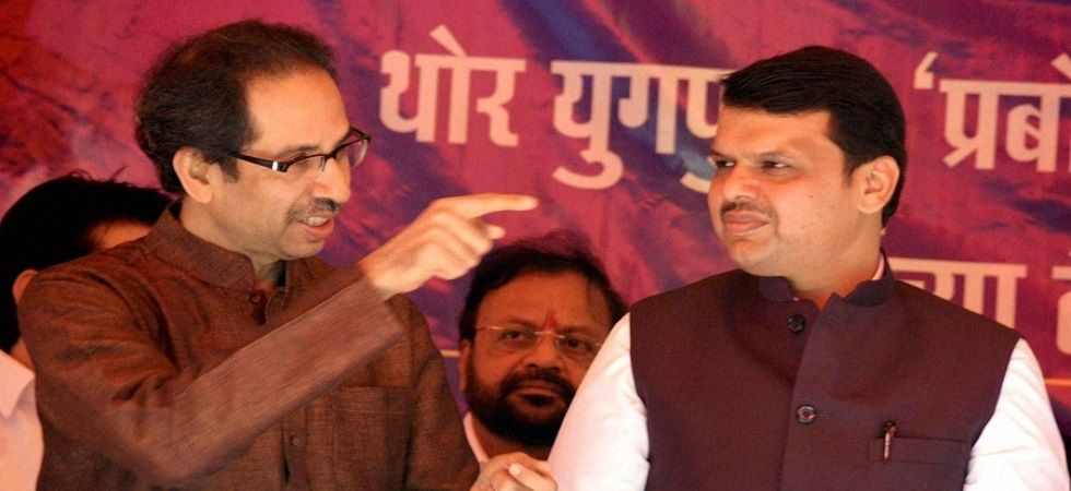 ddhav Thackeray said systematic talks were held with Chief Minister Devendra Fadnavis over seat-sharing. (Image Credit: PTI)