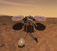 NASA's Mars InSight Lander Discovers Mysterious Magnetic Pulses, Scientists Baffled