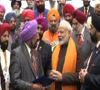 PM Modi Is Our 'Tiger', 'Iron Man', Community Stands With Him: Sikh Delegate