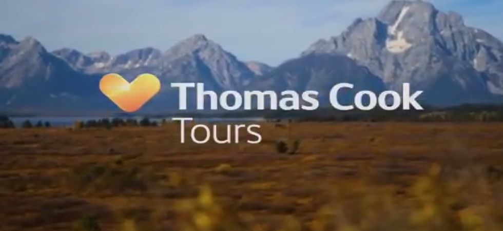 All Thomas Cook bookings, including flights and holidays, have been cancelled. (Photo: Twitter/ThomasCookUK)