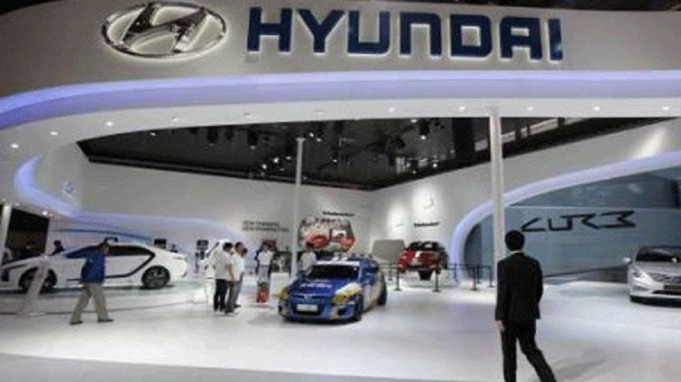 Hyundai Ties Up With Bank Of Baroda For Vehicle Finance (file photo)