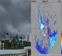 Mumbaikars Wake Up To Heavy Downpour, IMD Issues Thunderstorm Alert