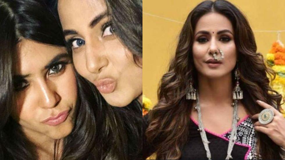 Kasautii Zindagii Kay 2: Ekta Kapoor And Hina Khan Confirms Entry Of New Komolika