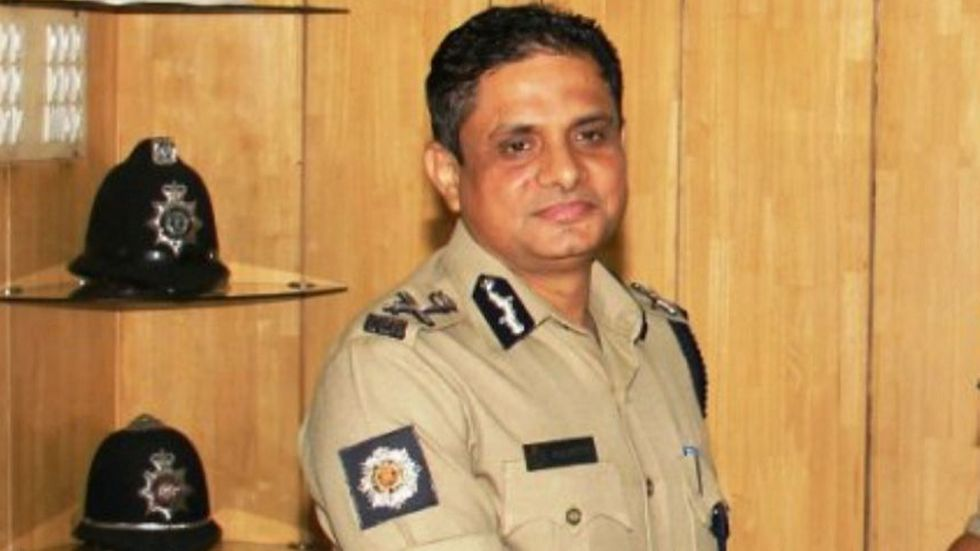 Former Kolkata police commissioner Rajeev Kumar (File Image)