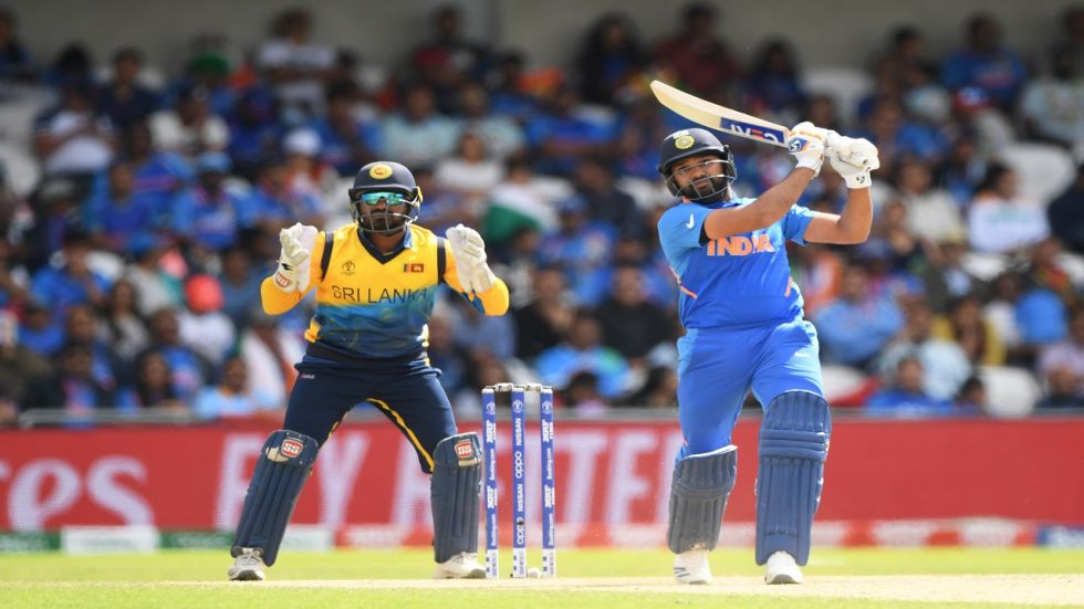 Sri Lanka will now play three Twenty20 Internationals in January 2020 against India after Zimbabwe were suspended by the ICC. (Image credit: Twitter)