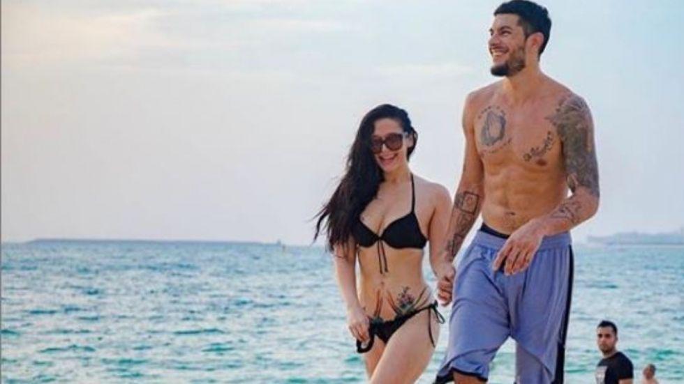Krishna Shroff Looks Smoking Hot In Black Bikini As She Chills with Boyfriend