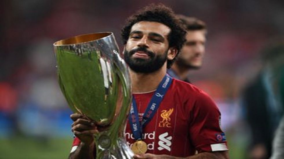 Lionel Messi won with 46 votes while Mohamed Salah scored only 26 to be in fourth place. (Image credit: Twitter)