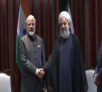 PM Modi Meets Iranian President Hassan Rouhani On Sidelines Of UNGA Session In New York