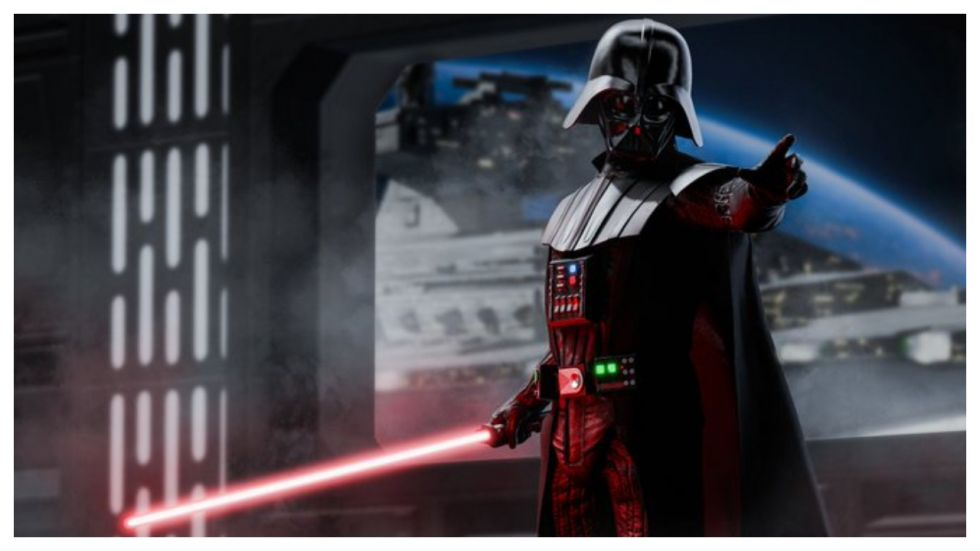 Marvel Chief Kevin Feige Developing A 'Star Wars' Movie (Photo: Twitter)