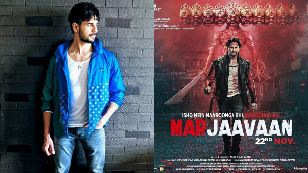Sidharth Malhotra is thrilled for his next action-drama Marjaavaan.