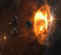 NASA Asteroid Alert: Three Deadly Space Rocks Dangerously Approaching Earth, Will they hit?