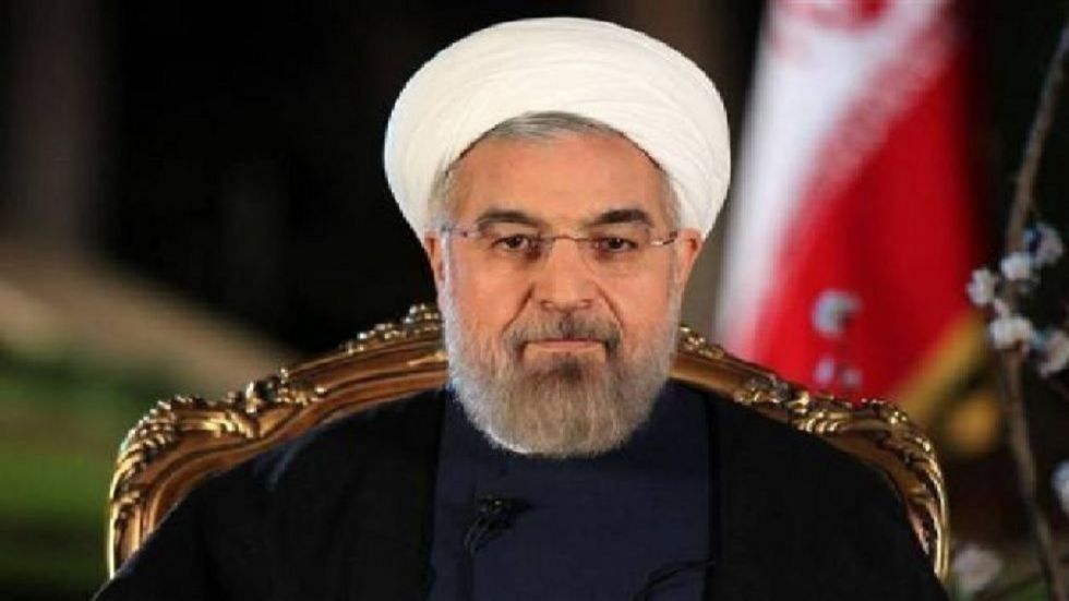 President Hassan Rouhani said that Iran's abidance by nuclear inspections proves it does not seek to develop atomic weapons