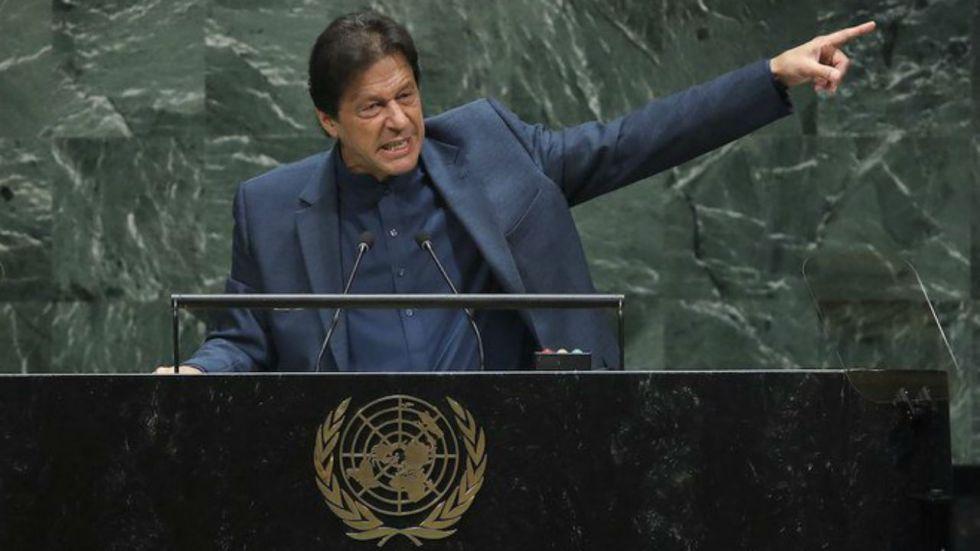 Imran Khan warned of dire