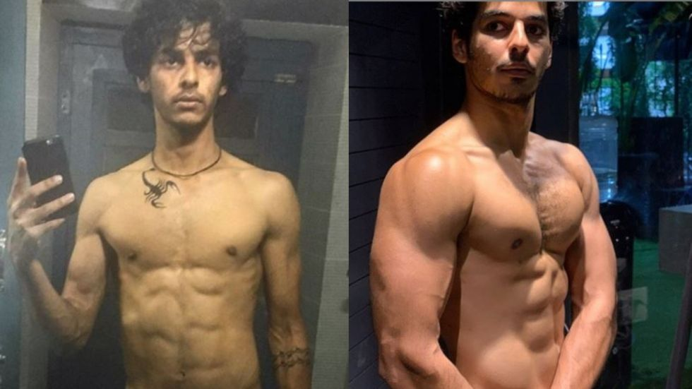 Ishaan Khatter Undergo Massive Physical Transformation For Khaali Peeli