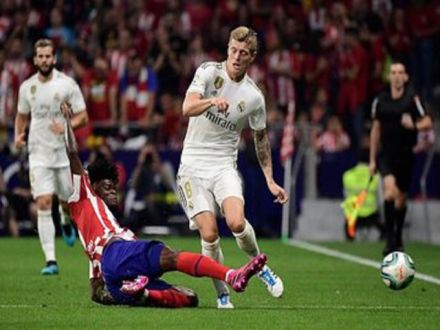 Real Madrid Go On Top In La Liga After 0 0 Draw With