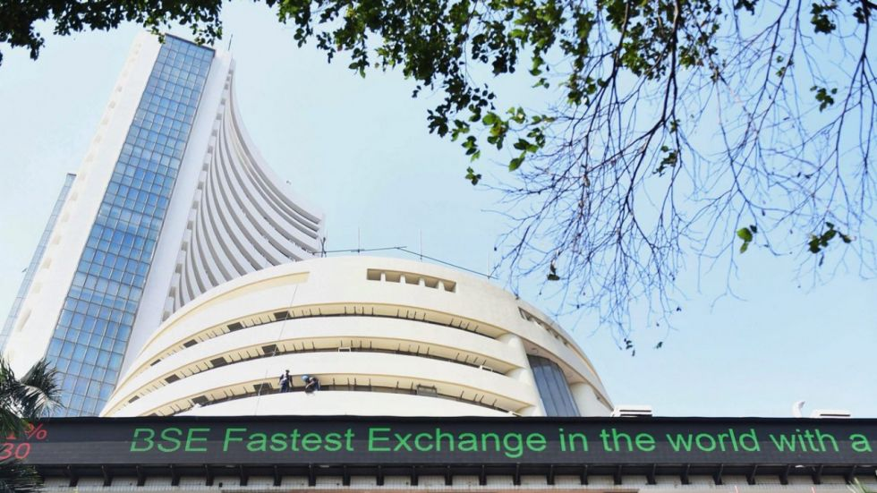 Sensex, Nifty were gripped by volatility in opening trade (Image: PTI)