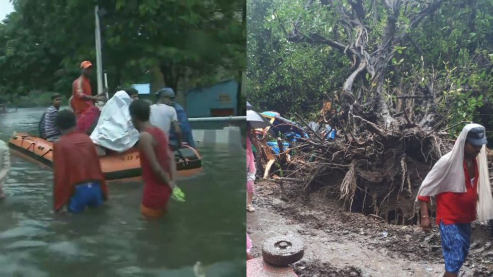 At least 24 people were killed in rain-related deaths across Bihar as on Sunday, said reports (Image: ANI)