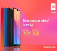 Xiaomi Redmi 8A Sale Goes Live: Check Its Prices, Features And More