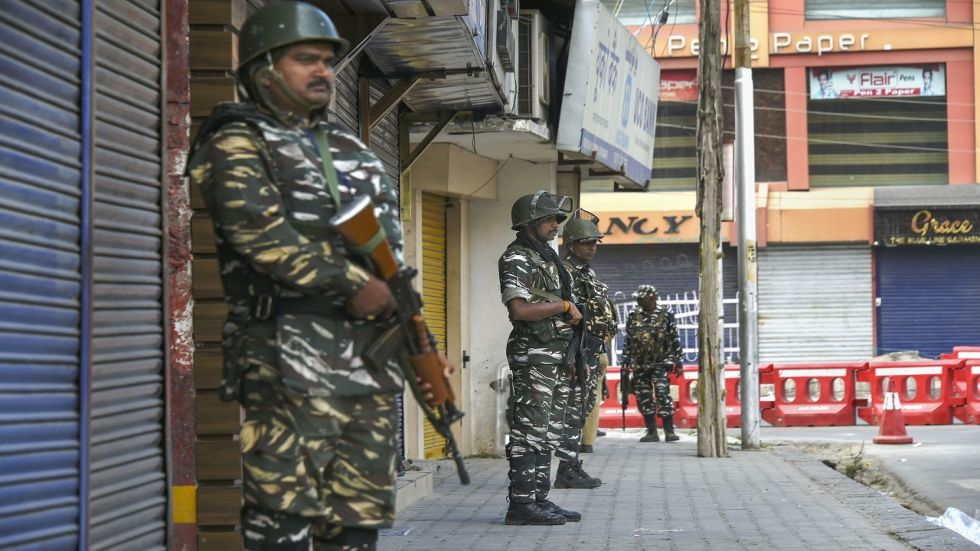 Shutdown in Jammu and Kashmir after Article 370 revocation (File Photo)