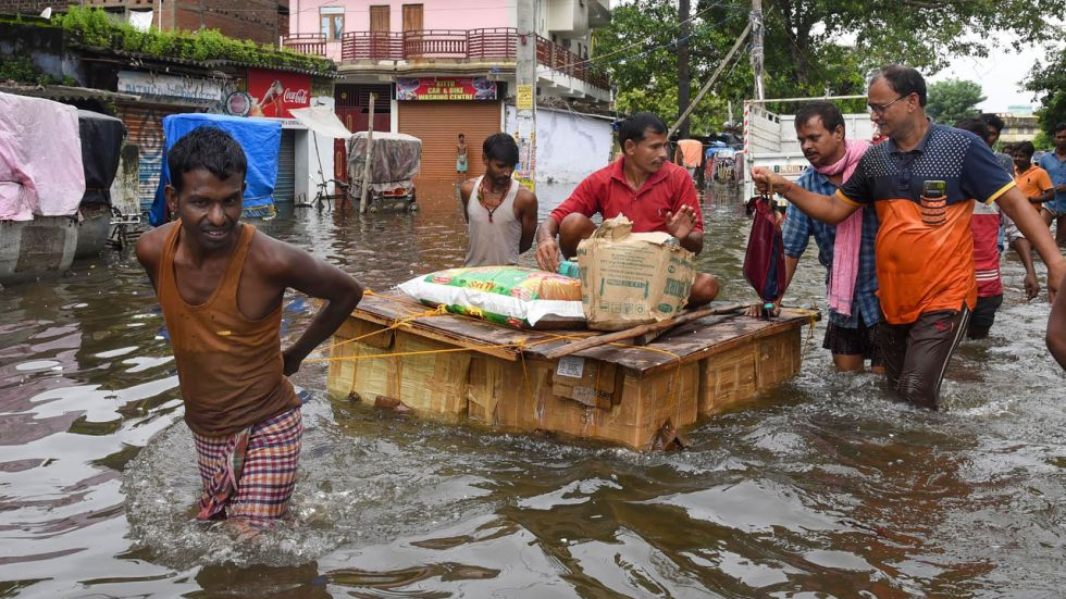 Bihar State Disaster Management Authority put the death toll at 40 (Image: PTI)