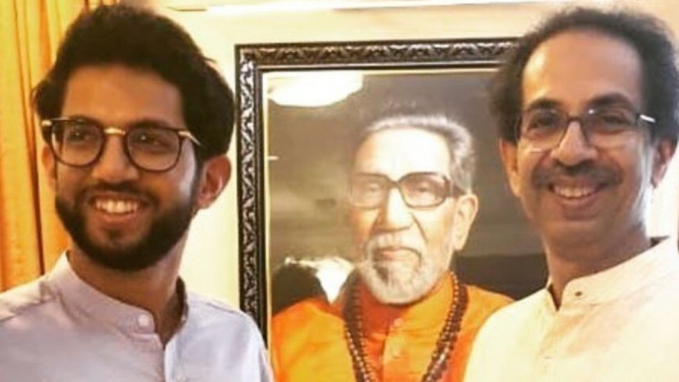Shiv Sena confirmed that Aaditya Thackeray will contest the election from Worli seat (Image: ANI)