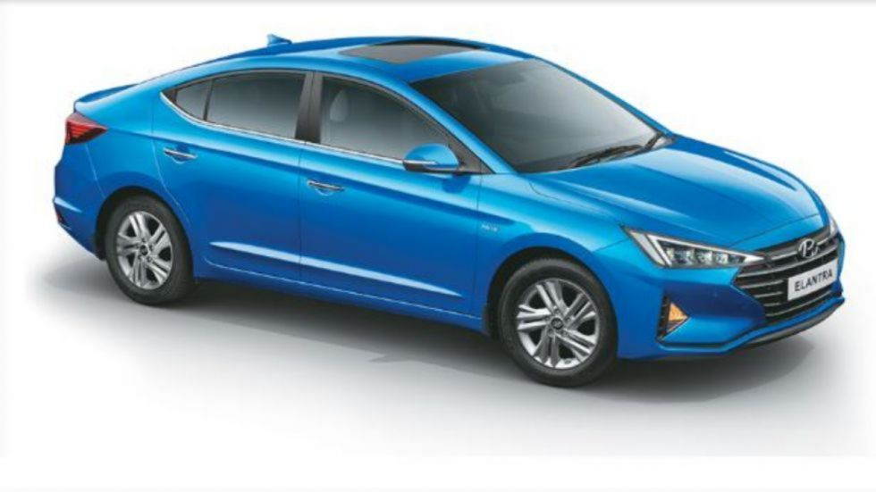 Hyundai Elantra 2019 Launch Today (File Photo)