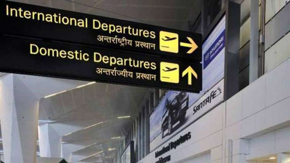 Many airports have been placed on high alert (Image: PTI File)