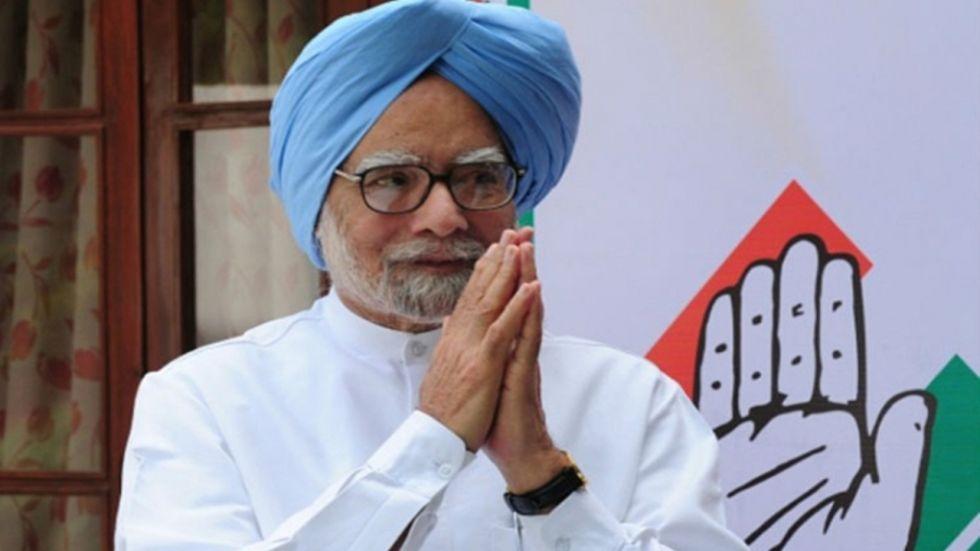 Manmohan Singh Accepts Amarinder Singh's Invitation To Visit Sri Kartarpur Gurdwara (Photo Credit: PTI)