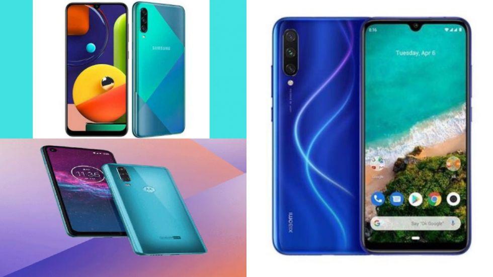 Samsung Galaxy A20s Vs Motorola One Action Vs Xiaomi Mi A3: COMPARISON