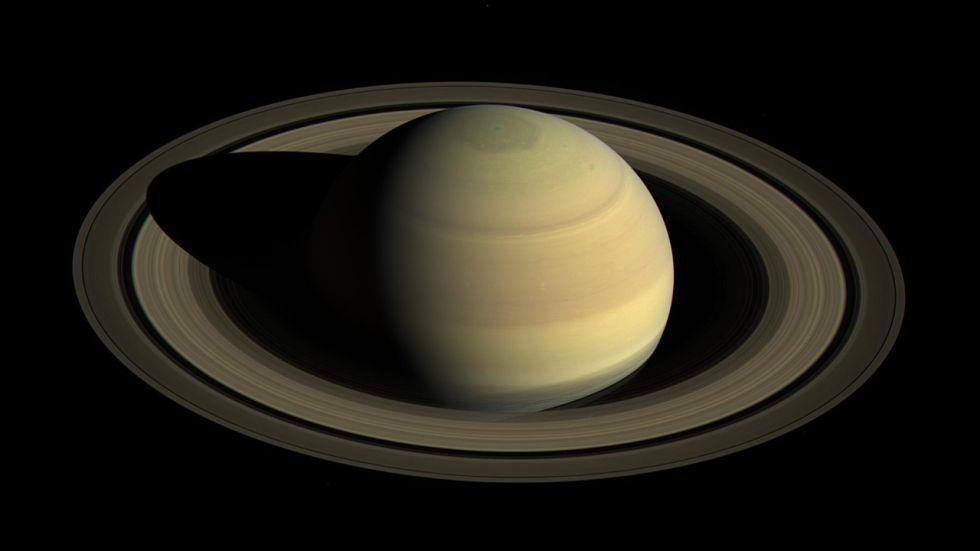 Twenty New Moons Discovered Orbiting Saturn