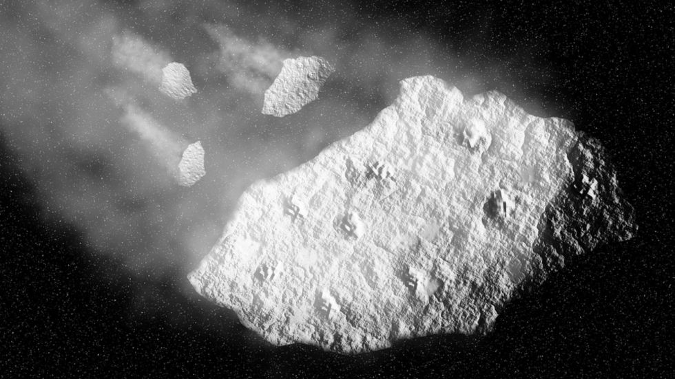Asteroid Apophis To Hit Earth Soon