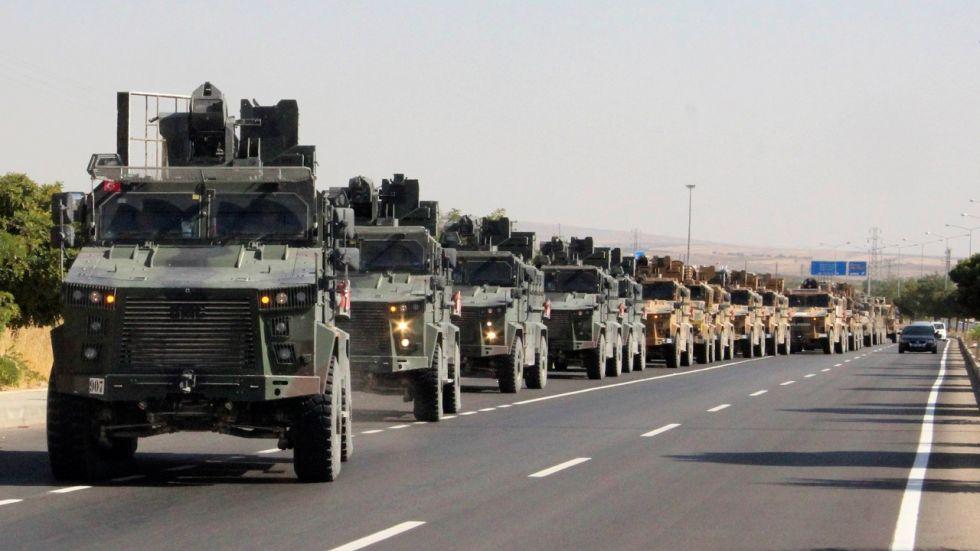 Turkish operation against Syrian Kurds has begun, announces President Erdogan