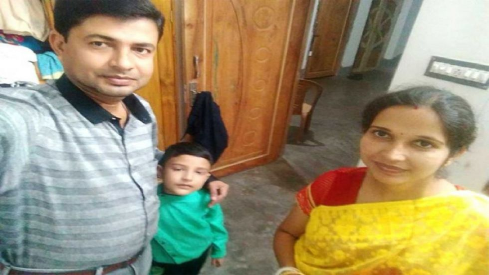 RSS worker and family were brutally murdered.