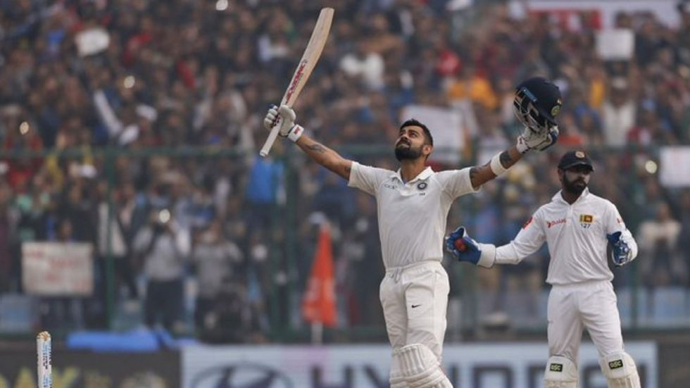 Virat Kohli is only the second Indian skipper after MS Dhoni to captain the Indian cricket team in 50 Tests.