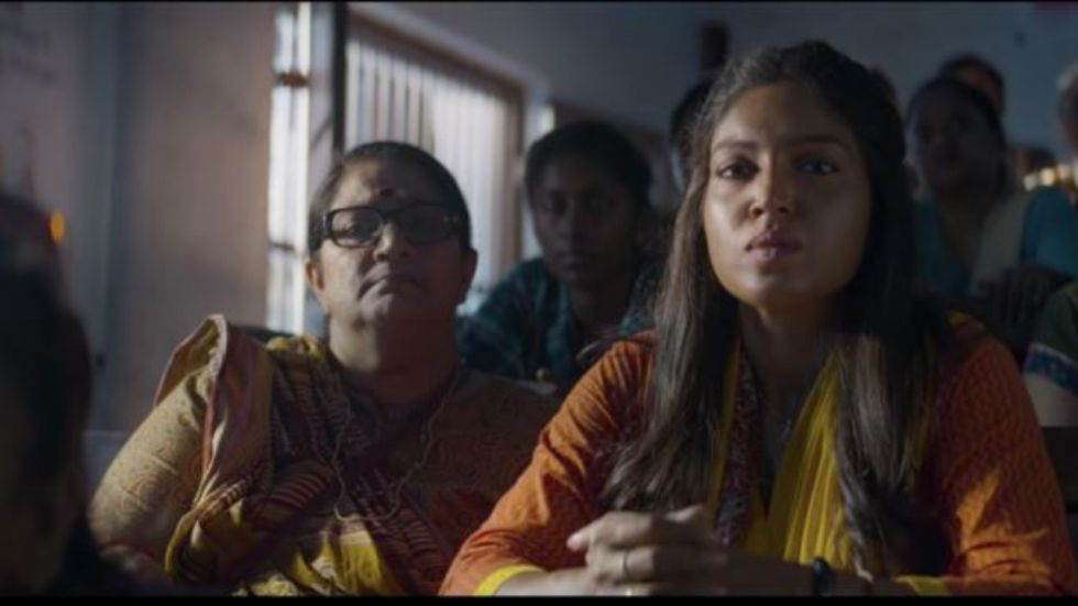 Bhumi Pednekar's Role of 'Brown Face' Girl in Bala Faces Online Criticism