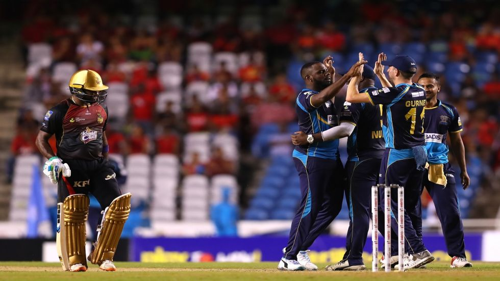 Barbados Tridents will face Guyana Amazon Warriors in the final of the Caribbean Premier League 2019